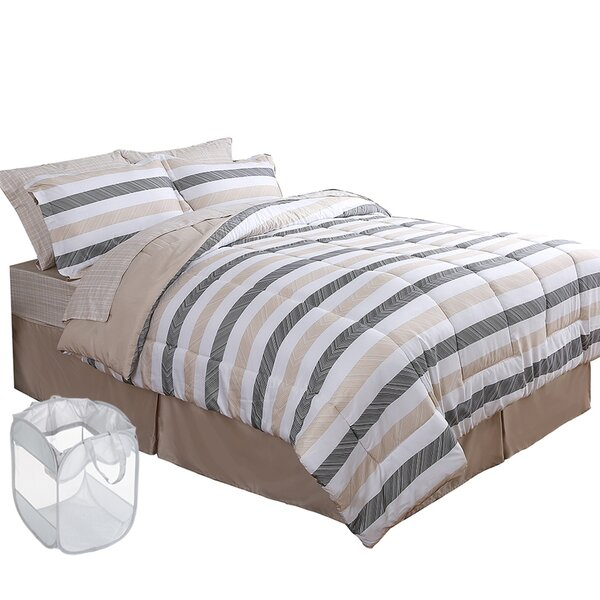 Windcrest Comforter Set by Winston Porter