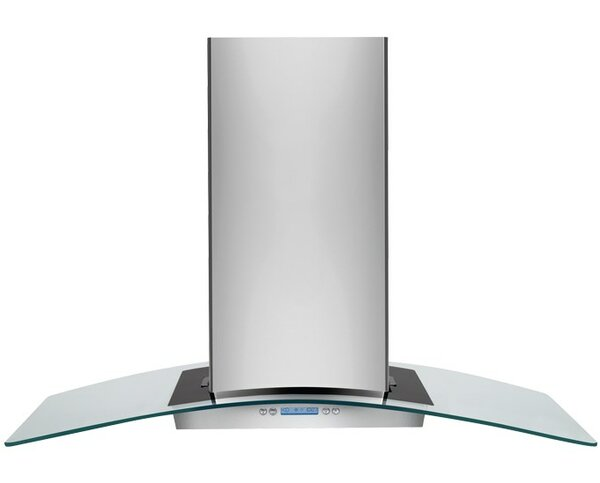 42 600 CFM Ducted Island Range Hood by Frigidaire
