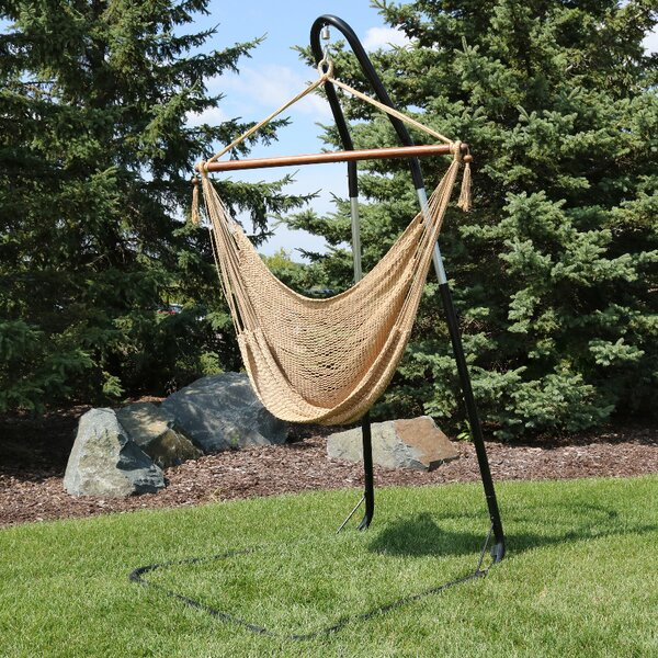 Plummer Polyester Chair Hammock by Bay Isle Home