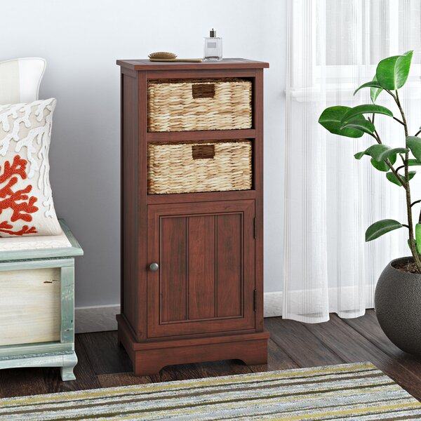 Dashwood 2 Drawer Accent Cabinet by Beachcrest Home