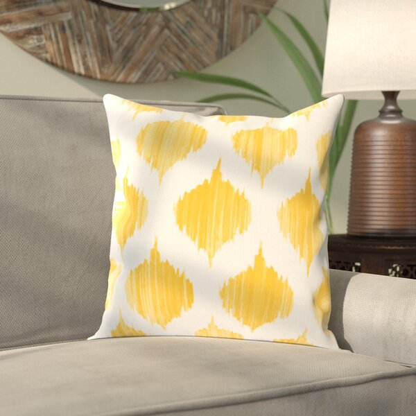Kingman Cotton Throw Pillow Cover