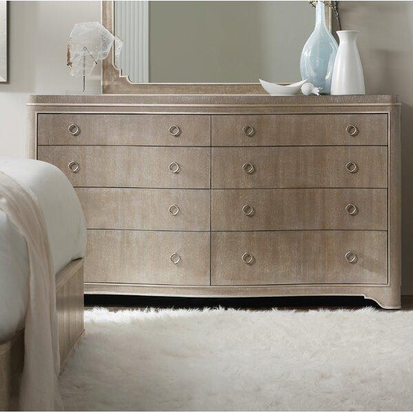 Romance 8 Drawer Double Dresser by Hooker Furniture