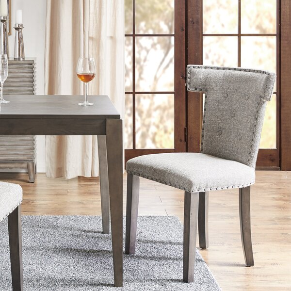Ashling Upholstered Dining Chair (Set of 2) by House of Hampton