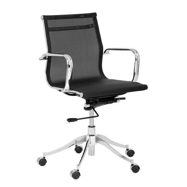Urban Unity Tanner Mid-Back Desk Chair by Sunpan Modern