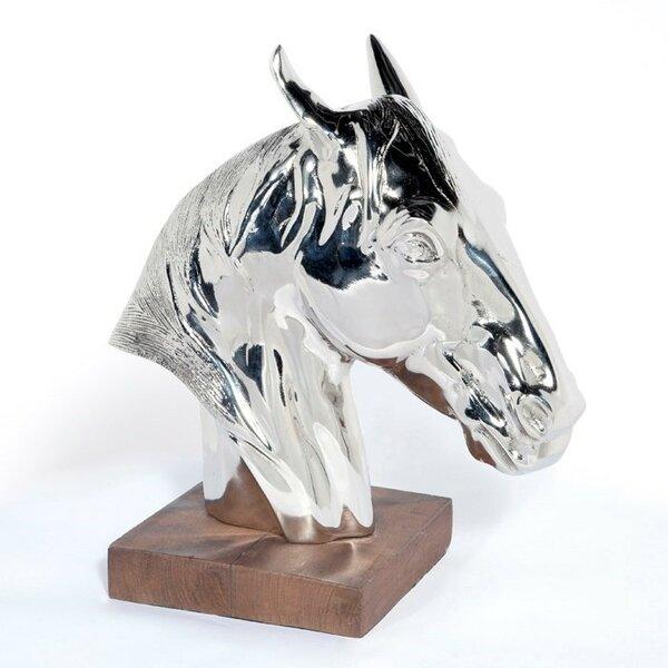 Fleta Horse Bust by Loon Peak