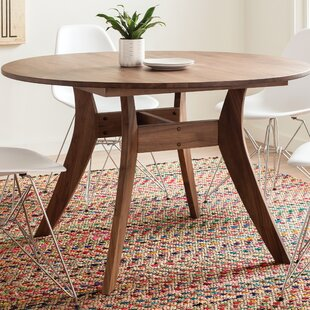 Round Retro Dining Table Wayfair