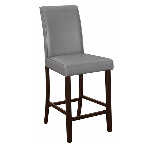 Redman Counter Height Upholstered Dining Chair (Set of 2) by Charlton Home