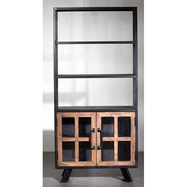 Waseca Standard Bookcase By Williston Forge