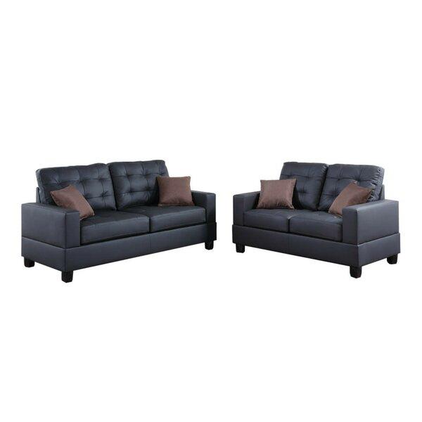 Laffel 2 Piece Living Room Set by Latitude Run