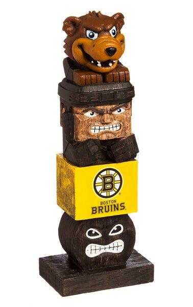 NHL Tiki Totem Statue by Evergreen Enterprises, Inc