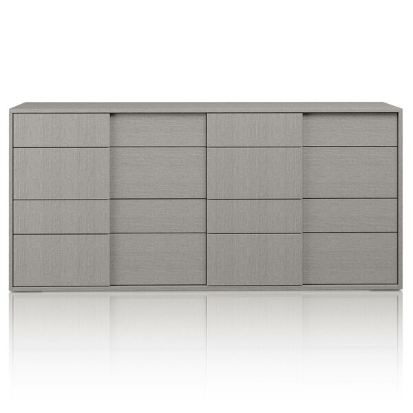 Salerno 8 Drawer Double Dresser by Brayden Studio