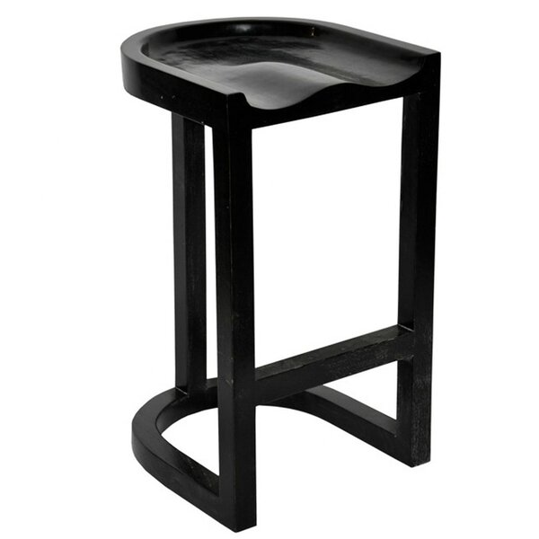 Saddle Bar & Counter Stool By Noir