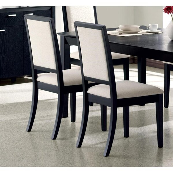 Bucareli Upholstered Dining Chair (Set of 2) by Latitude Run