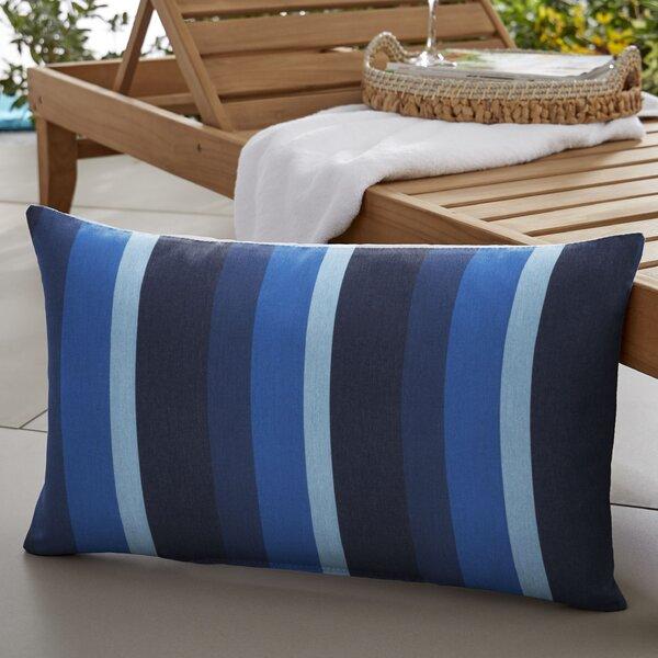 Susan Indoor/Outdoor Lumbar Pillow by Breakwater Bay