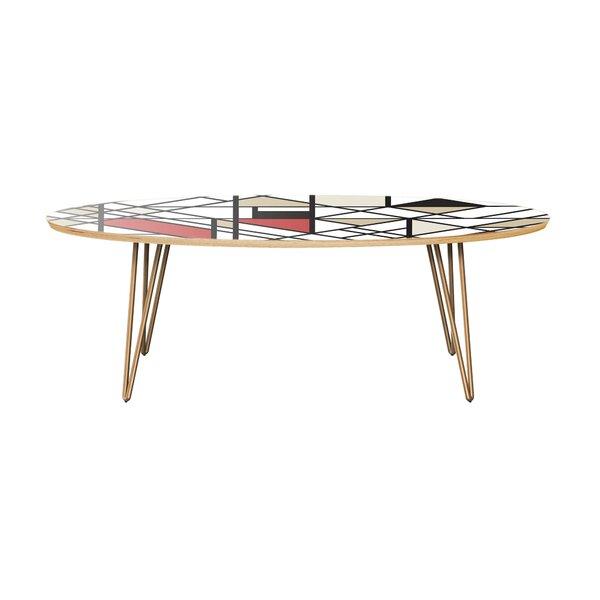Jamaal Coffee Table By Brayden Studio