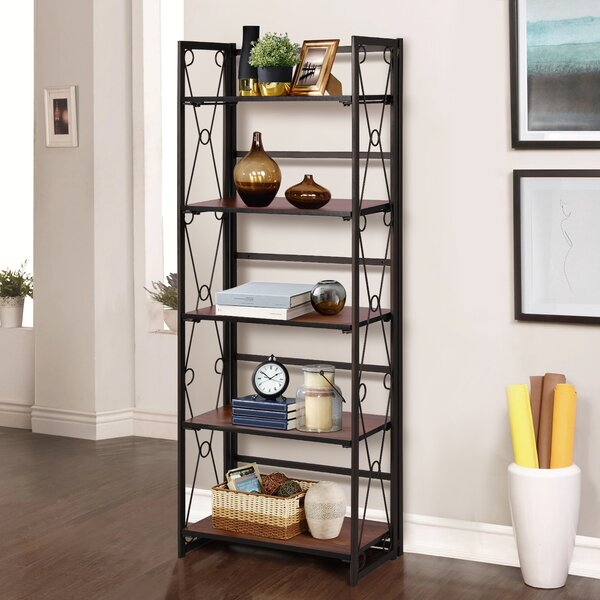 Geise Standard Bookcase By Williston Forge