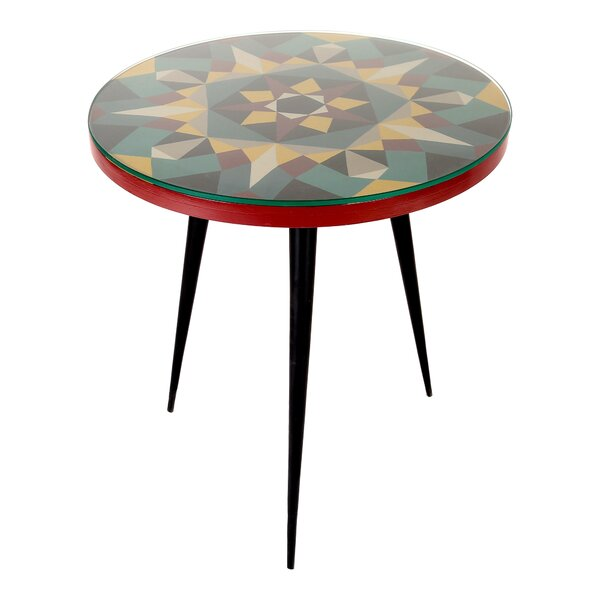 Geisler End Table By George Oliver