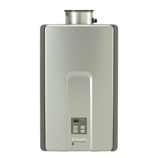 Reviews Luxury 9.4 GPM Liquid Nature Gas Tankless Water Heater ByRinnai
