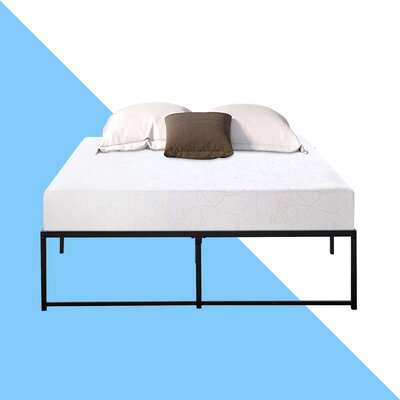 Dassel Bed Frame Hashtag Home Size: King