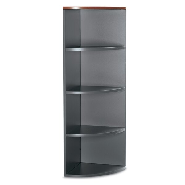 Adaptabilities Left End Corner Unit Bookcase by Global Total Office