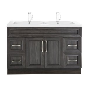 Bathroom Double Vanity Entrancing Double Vanities You'll Love  Wayfair Inspiration