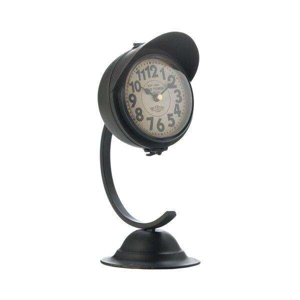 Vintage Desktop Clock by Williston Forge