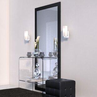 Modern Black Full-Length Mirrors | AllModern