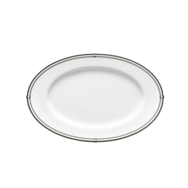 Aidan Bone China Platter by Noritake