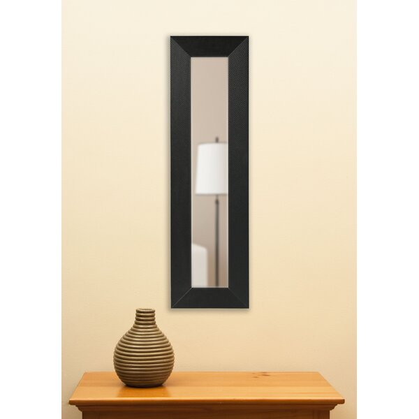 Panel Accent Mirror by Corrigan Studio