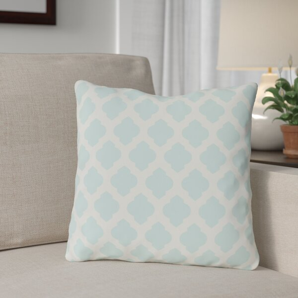 Flannigan Throw Pillow by Red Barrel Studio