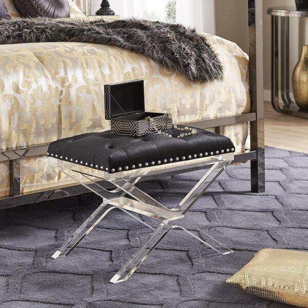 Aaliyah Upholstered Bench By Willa Arlo Interiors