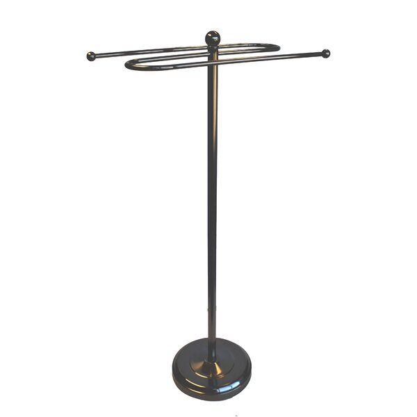 Small Valet Free Standing Towel Stand by Style Study- Victorian