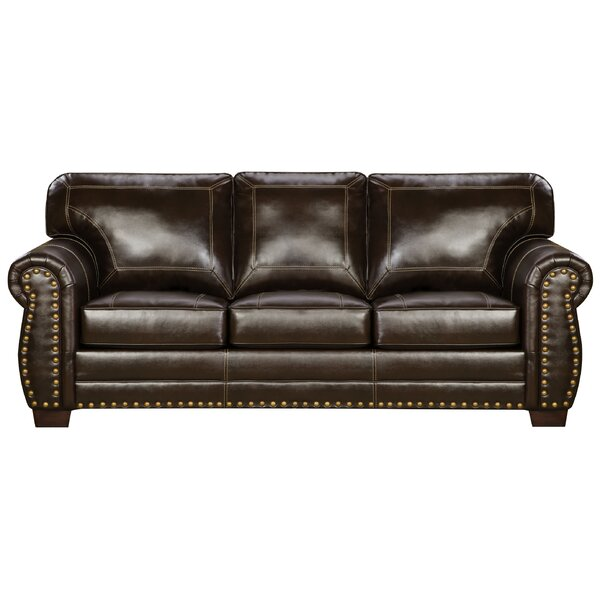 Get The Latest Simmons Upholstery Trafford Sofa by Three Posts by Three Posts