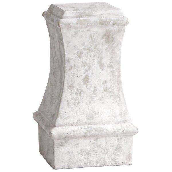 Dexter Pedestal by Cyan Design