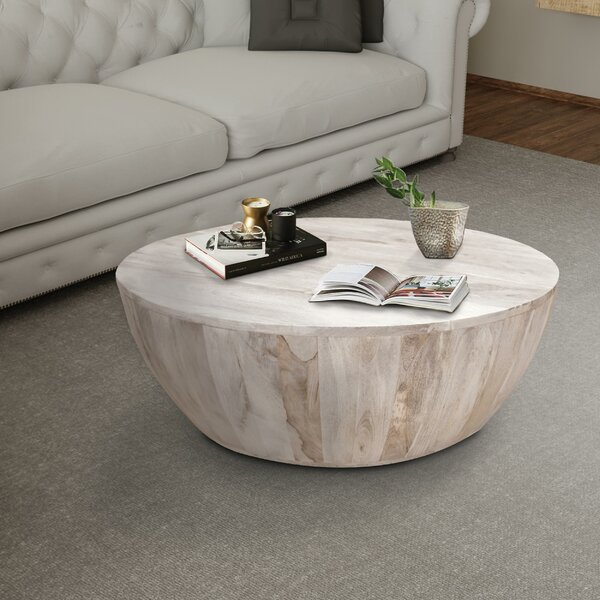 Rodrigues Coffee Table By Rosecliff Heights