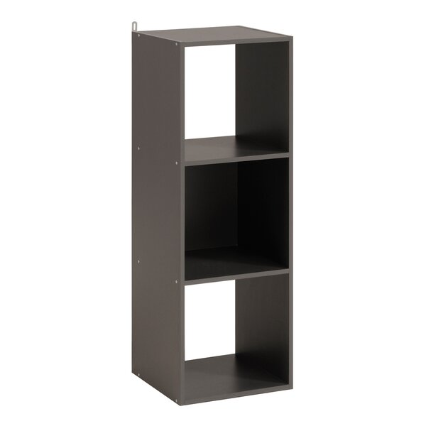 Aarav 3 Cube Unit Bookcase by Ebern Designs