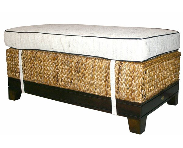Naples Ottoman by Chic Teak