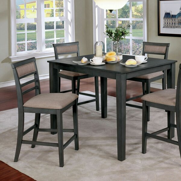 Berrilee Counter Height Dining Set by Rosalind Wheeler Rosalind Wheeler