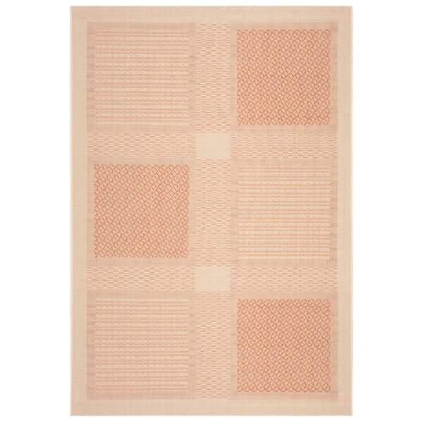 Barhill Large Boxes Indoor/Outdoor Rug by Red Barrel Studio