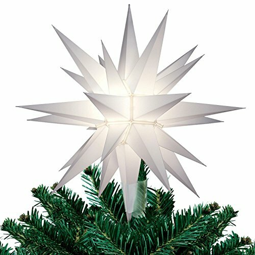 12 Moravian Star Lamp by The Holiday Aisle