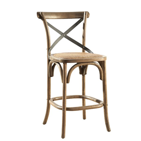 Bentwood 24 Patio Bar Stool by Furniture Classics