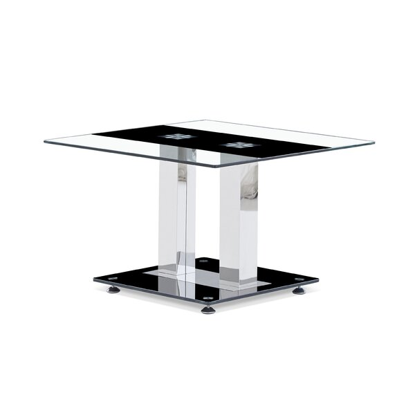 Charland End Table by Orren Ellis