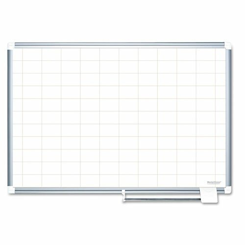 Wall Mounted Magnetic Whiteboard by Mastervision