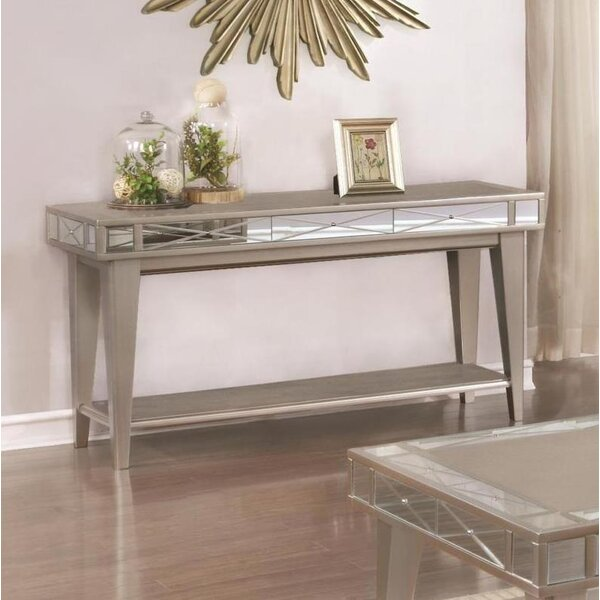 Darrell Console Table by Rosdorf Park