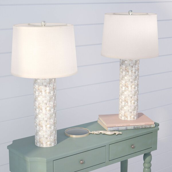 Jaelyn 28 Table Lamp (Set of 2) by Highland Dunes