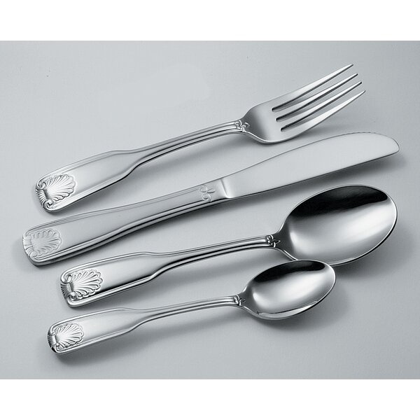 84-Piece Utensil Set by Utica Cutlery Company