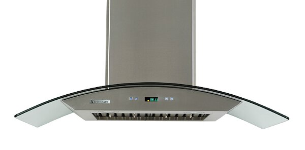 36 Pro-X 900 CFM Ducted Wall Mount Range Hood by XtremeAir
