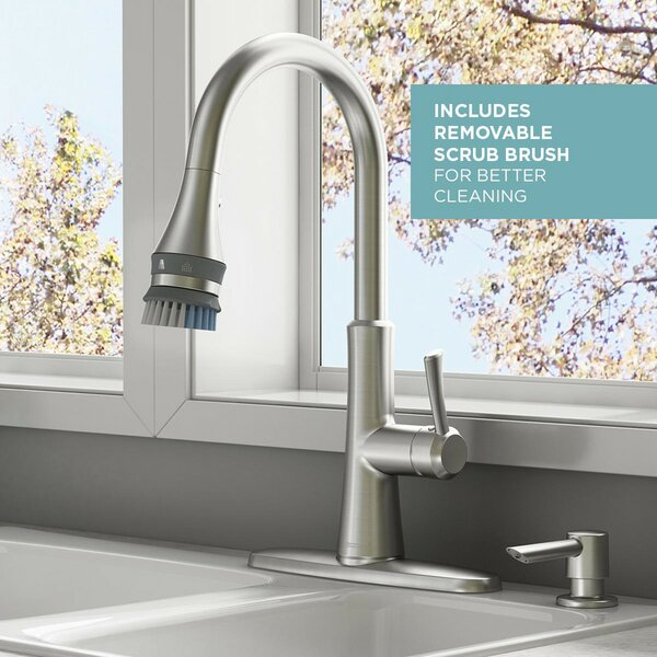 Huntley Pull Down Bar Faucet with Re-Trax by American Standard