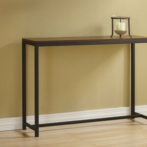 Iris Console Table by Mercury Row