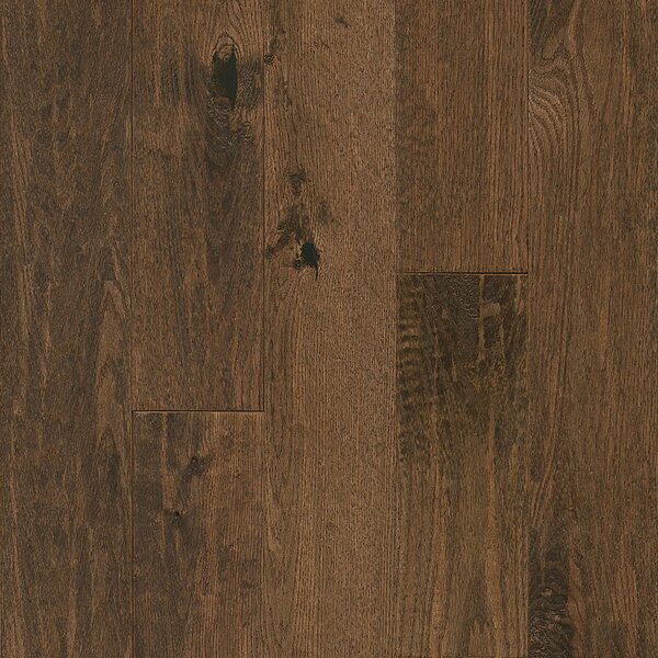 American 3-1/4 Solid Oak Hardwood Flooring in Great Plains by Armstrong Flooring